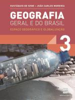 GEOGRAFIA GERAL E DO BRASIL - 3º ANO