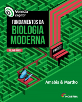 VEREDA DIGITAL - FUNDAMENTOS DA BIOLOGIA MODERNA