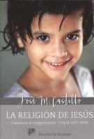 RELIGION DE JESUS. CICLO B (2017-2018)