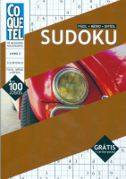 SUDOKU - FÁCIL MÉDIO DIFÍCIL (LIVRO2)