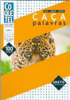 CAÇA PALAVRAS - FÁCIL MÉDIO DIFÍCIL (LIVRO2)