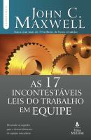 17 INCONTESTÁVEIS LEIS DO TRABALHO EM EQUIPE, AS