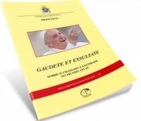 DOCUMENTOS PONTIFÍCIOS 33 - GAUDETE ET EXSULTATE - SOBRE A CHAMADA À SANTIDADE NO MUNDO ATUAL