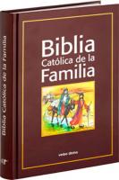 BIBLIA CATOLICA DE LA FAMILIA - CARTONE DOS COLORES - 1ª