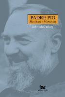 PADRE PIO - HISTORIAS E MEMORIAS