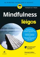 MINDFULNESS PARA LEIGOS