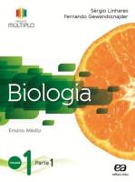 PROJETO MULTIPLO - BIOLOGIA - VOLUME 1