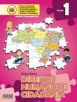 DIREITOS HUMANOS E CIDADANIA - VOLUME 1