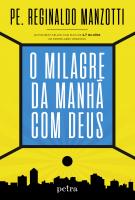 O MILAGRE DA MANHÃ COM DEUS