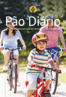 PÃO DIÁRIO FAMÍLIA VOL. 22