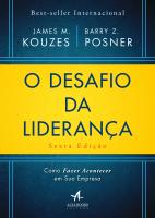 DESAFIO DA LIDERANÇA, O