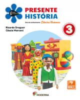 PROJETO PRESENTE HISTÓRIA - 3º ANO