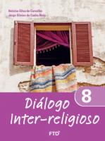 DIÁLOGO INTER-RELIGIOSO 8º ANO