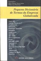 PEQUENO DICIONARIO DE TERMOS DA EMPRESA GLOBALIZADA - 1