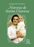 NOVENA DE SANTA GIANNA