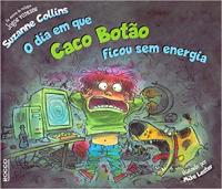 O DIA EM QUE CACO BOTÃO FICOU SEM ENERGIA