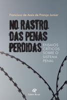 NO RASTRO DAS PENAS PERDIDAS