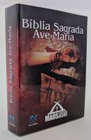 BÍBLIA SAGRADA AVE MARIA MÃO ENSANGUENTADAS