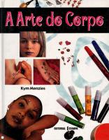 ARTE DO CORPO, A