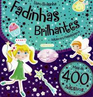 LIVRO BOLSINHA - FADINHAS BRILHANTES