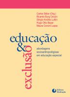 EDUCAÇÃO E EXCLUSÃO