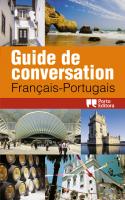 GUIDE DE CONVERSATION FRANCAIS PORTUGAIS