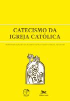 CATECISMO DA IGREJA CATÓLICA (GRANDE) - EDIÇÃO TÍPICA VATICANA - DIMENSÕES: 16CM X 23CM (LARG X ALT)