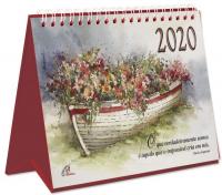 CALENDÁRIO DE MESA 2020