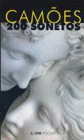 200 SONETOS - Vol. 109