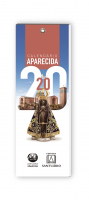 CALENDÁRIO MARCA PÁGINA 2020 - APARECIDA