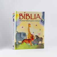 BÍBLIA THOMAS NELSON PARA CRIANÇAS - VERSÃO GIFT