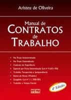 MANUAL DE CONTRATOS DE TRABALHO