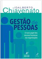 GESTÃO DE PESSOAS - O NOVO PAPEL DOS RECURSOS HUMANOS NAS ORGANIZAÇÕES