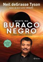 MORTE NO BURACO NEGRO
