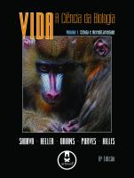 VIDA: A CIÊNCIA DA BIOLOGIA - Vol. 1