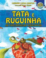 TATA E RUGUINHA, AS TARTARUGAS MARINHAS