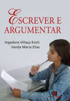 ESCREVER E ARGUMENTAR