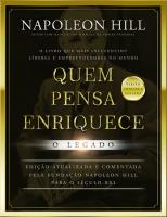 QUEM PENSA ENRIQUECE - O LEGADO (VERSÃO BOLSO)