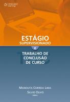ESTÁGIO SUPERVISIONADO E TRABALHO DE CONCLUSÃO DE CURSO
