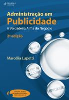 ADMINISTRAÇÃO EM PUBLICIDADE
