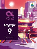 GERAÇÃO ALPHA GEOGRAFIA 9  ED 2019 - BNCC