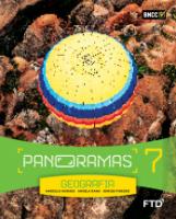 PANORAMAS GEOGRAFIA - 7º ANO