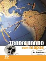 TRABALHANDO COM MAPAS - AS AMÉRICAS