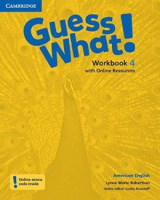 GUESS WHAT! 4 WB WITH ONLINE RESOURCES - AMERICAN