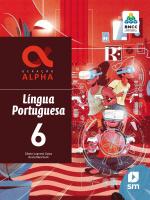 GERAÇÃO ALPHA PORTUGUES 6  ED 2019 - BNCC