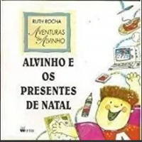ALVINHO E OS PRESENTES DE NATAL - 1ª