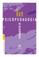 FUNDAMENTOS DE PSICOPEDAGOGIA