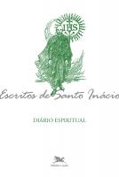 DIÁRIO ESPIRITUAL