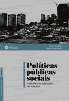 POLÍTICAS PÚBLICAS SOCIAIS - A CIDADE E A HABITAÇÃO EM QUESTÃO
