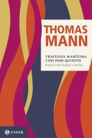 TRAVESSIA MARÍTIMA COM DOM QUIXOTE - ENSAIOS SOBRE HOMENS E ARTISTAS